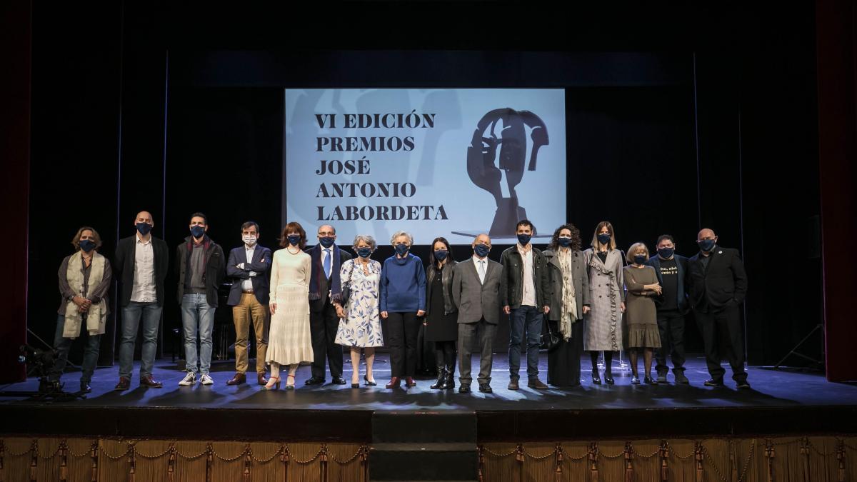 VI Edición Premios José Antonio Labordeta